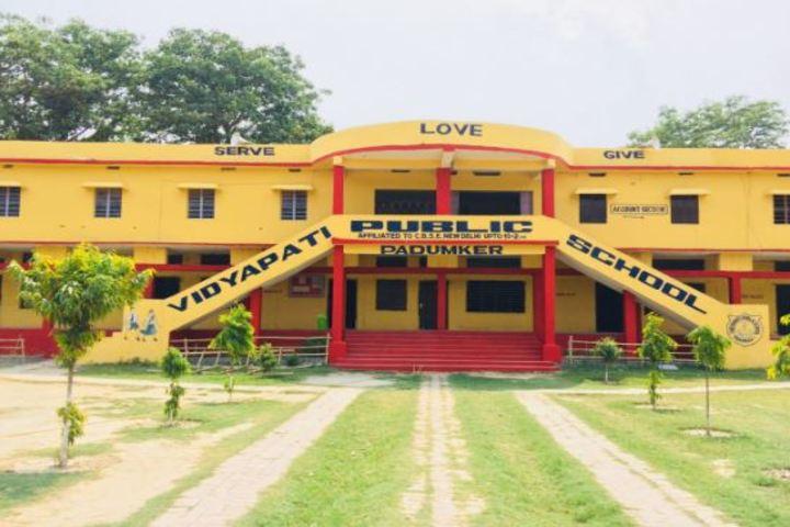 Vidyapati Public School-Building