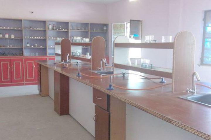 Vidyapati Public School-Chemistry Lab