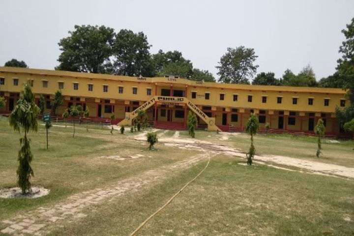 Vidyapati Public School-Play Ground