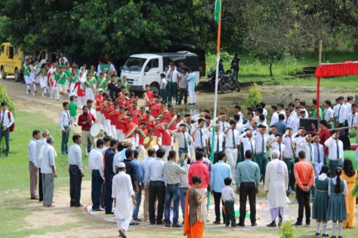 Vidyapati Public School-Republic Day