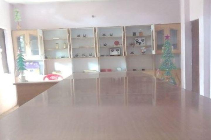 Vidyapati Public School-Science Lab