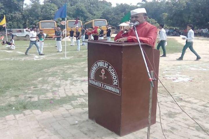 Vidyapati Public School-Speech