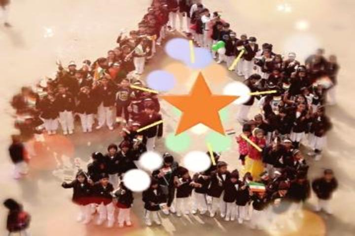 Pioneer Public School-Republic day