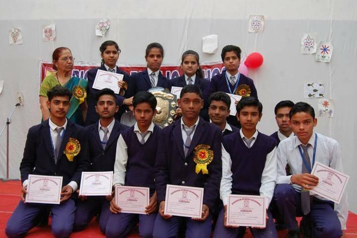 Pioneer Public School-Award