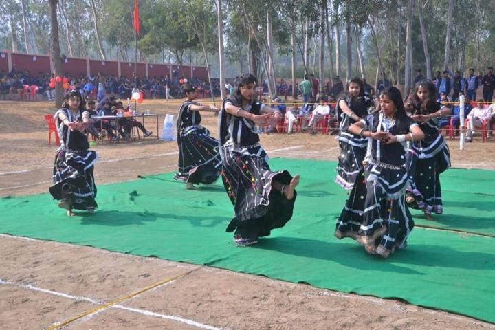 Pioneer Public School-Dance