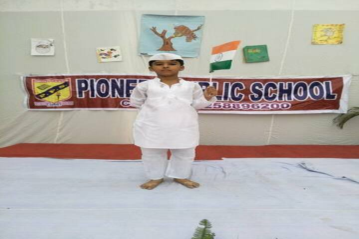 Pioneer Public School-Independence Day