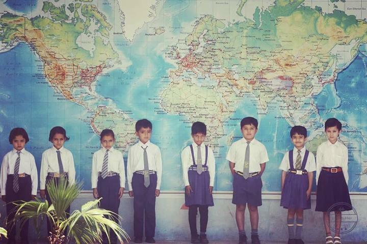 Pioneer Public School-Kindergarten