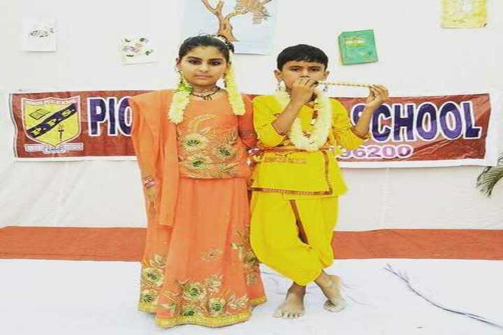 Pioneer Public School-Krishnastami Celebrations