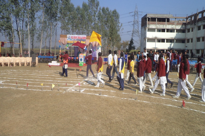 PNS Arihant Public Academy-Annual Sports Meet