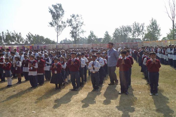 PNS Arihant Public Academy-Assembly
