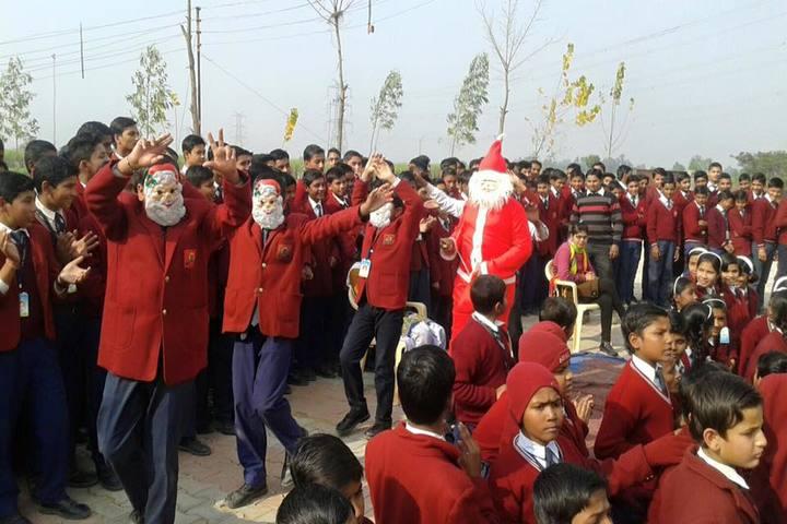 PNS Arihant Public Academy-Christmas celebrations
