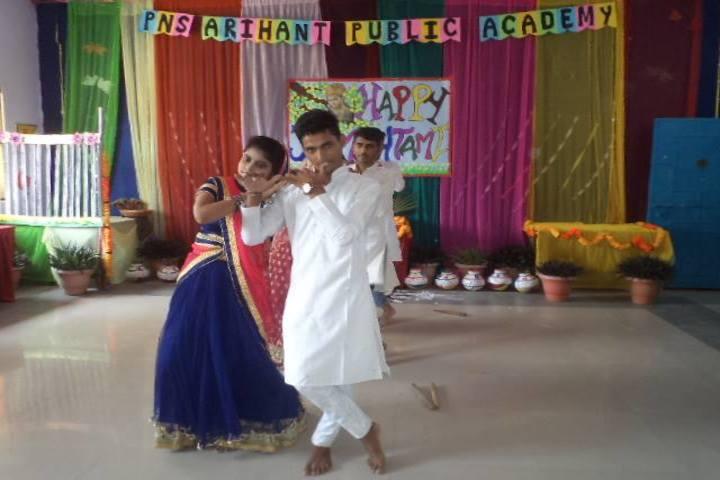 PNS Arihant Public Academy-Janmastami