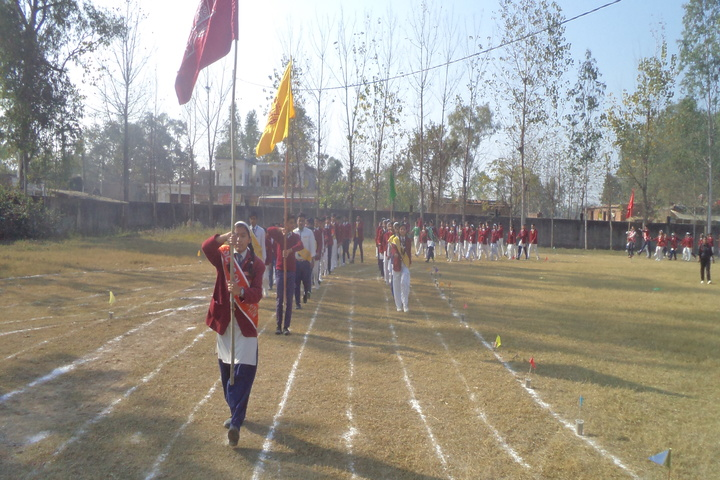 PNS Arihant Public Academy-March past