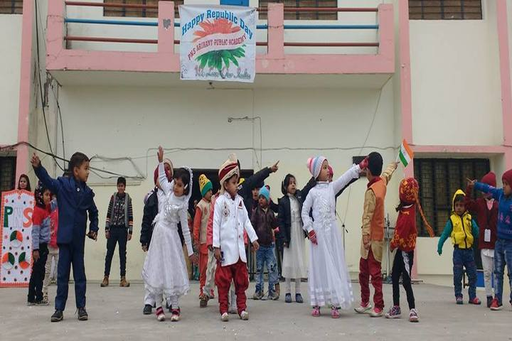 PNS Arihant Public Academy-Republic Day Celebrations