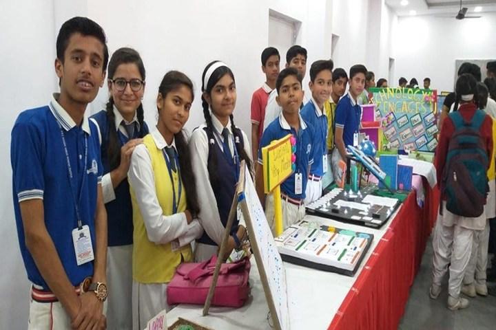 PNS Arihant Public Academy-School Exhibition
