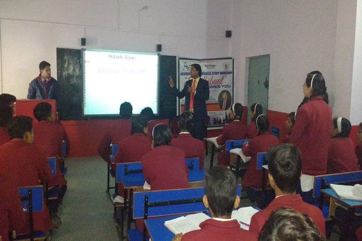 PNS Arihant Public Academy-Smart class