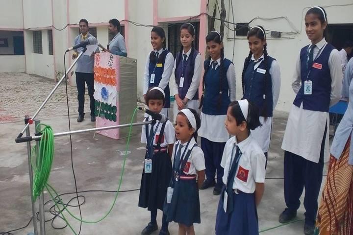 PNS Arihant Public Academy-Story telling