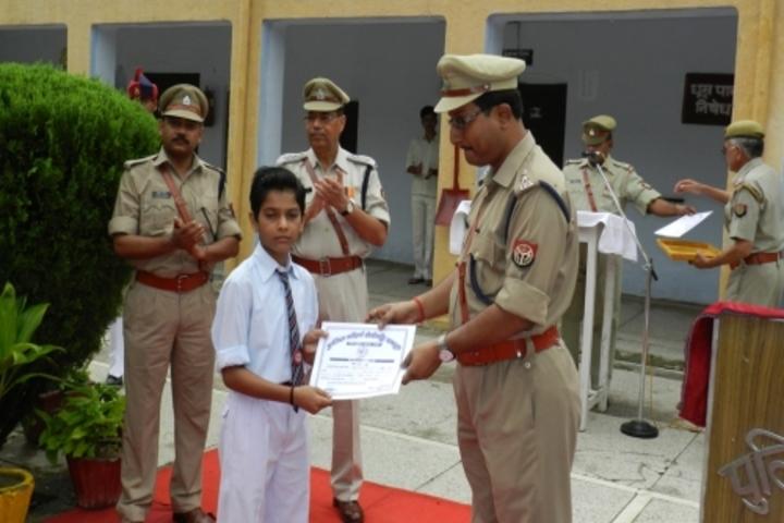 Police Modern School-Achievements