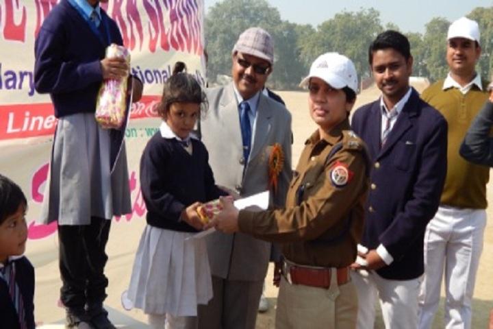 Police Modern School-Prize Distribution