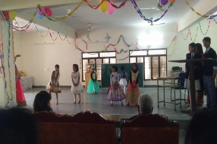 Police Modern School-Dance
