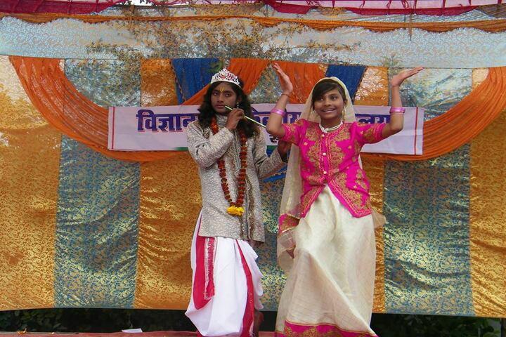 Vigyananand Kendriya Vidyalaya-Krishnastami Celebrations