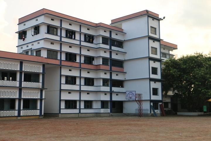 Vigyananand Kendriya Vidyalaya-School Building