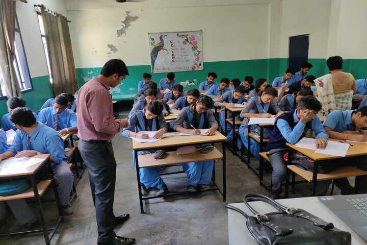 Police Modern School-Classroom