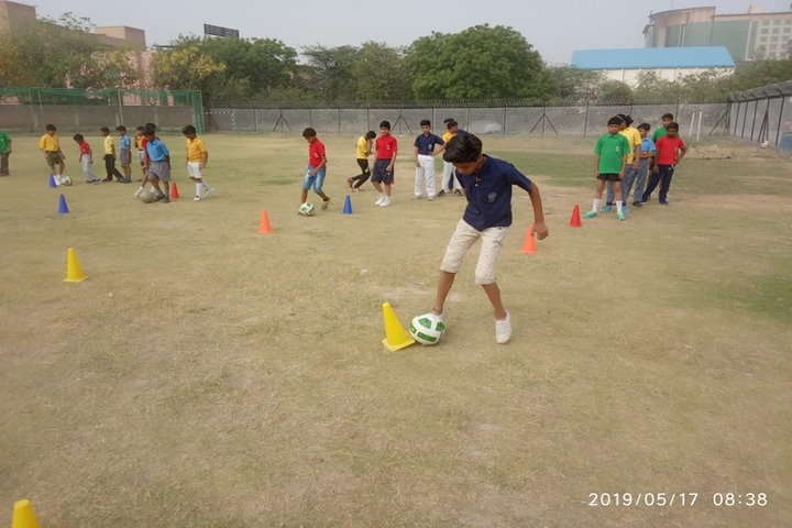 Police Modern School-Play Ground