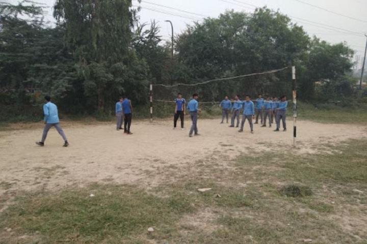 Police Modern School-Sports