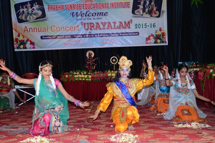 Prabha Sunrise Educational Institute-Cultural Activity