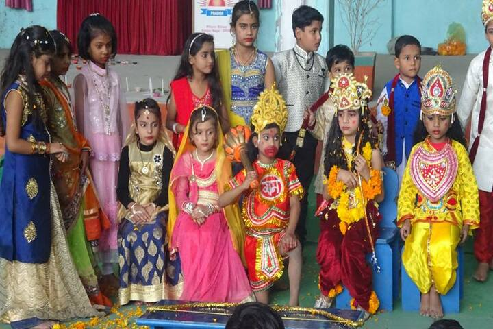 Prabha Sunrise Educational Institute-Fancy Dress Competition