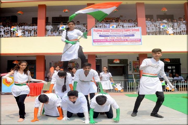 Prabhat Public School-Reoublic Day Celebration