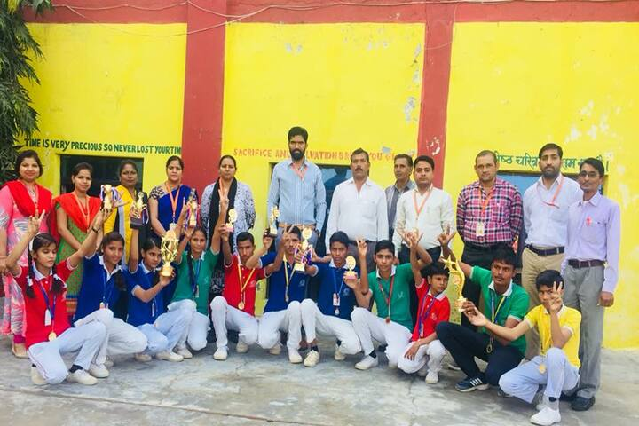 Pradhan Public Senior Secondary School-Achievements