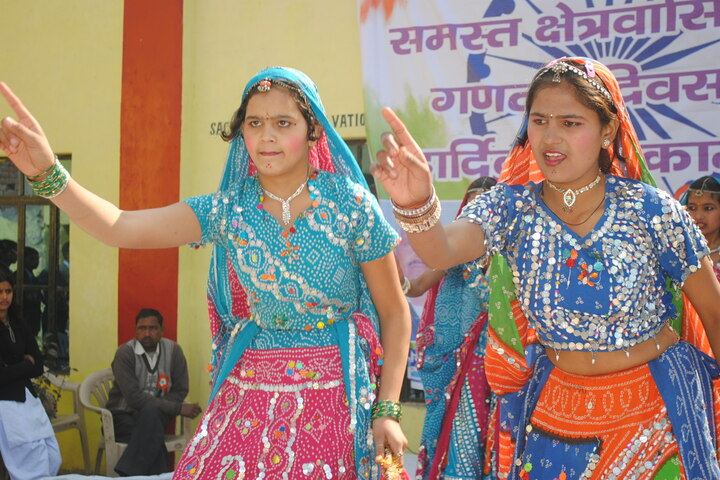Pradhan Public Senior Secondary School-Cultural Activity