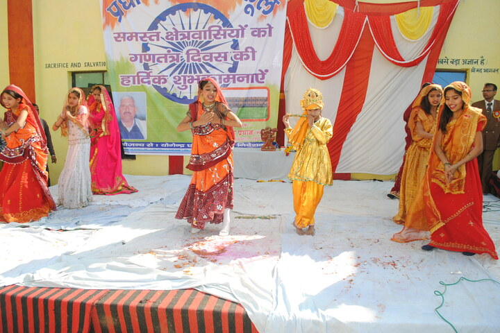 Pradhan Public Senior Secondary School-Krishnastami Celebrations