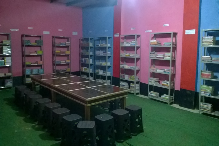 Pradhan Public Senior Secondary School-Library