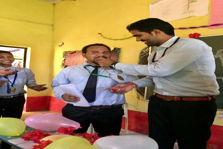 Pradhan Public Senior Secondary School-Teachers Day Celebrations