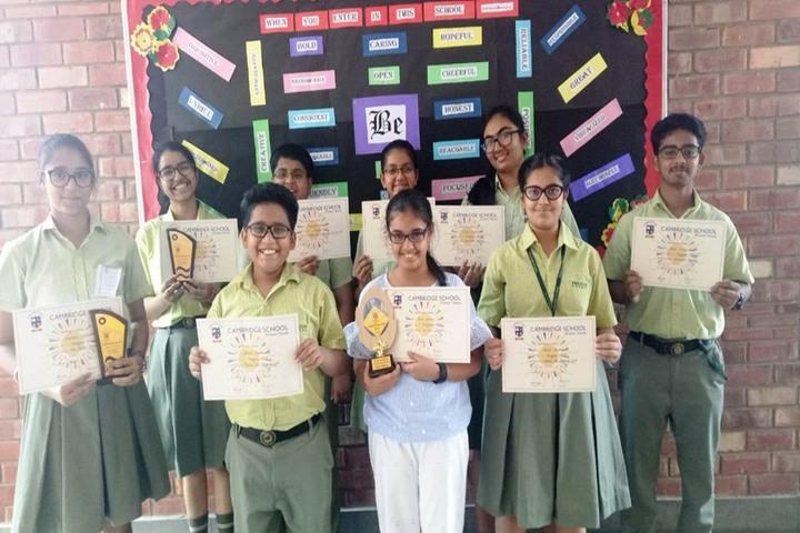 Pragyan School-Achievements