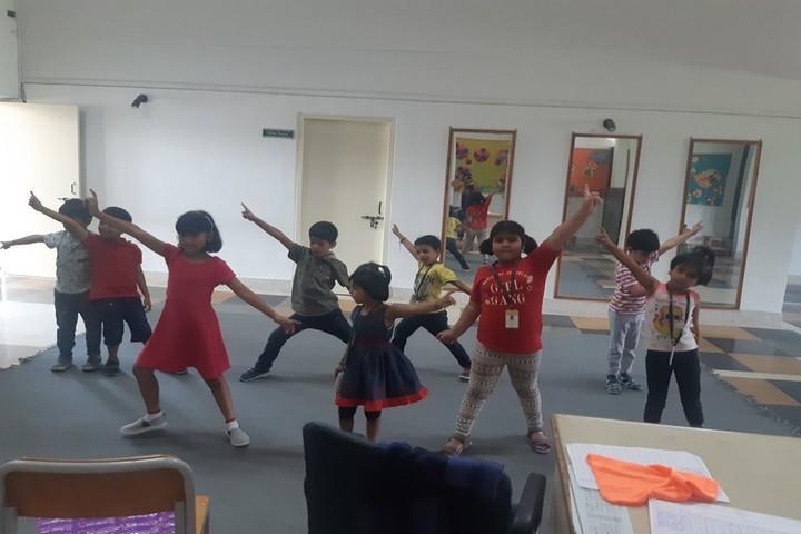Pragyan School-Dance Room