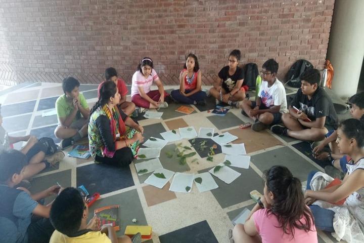 Pragyan School-Playing Room