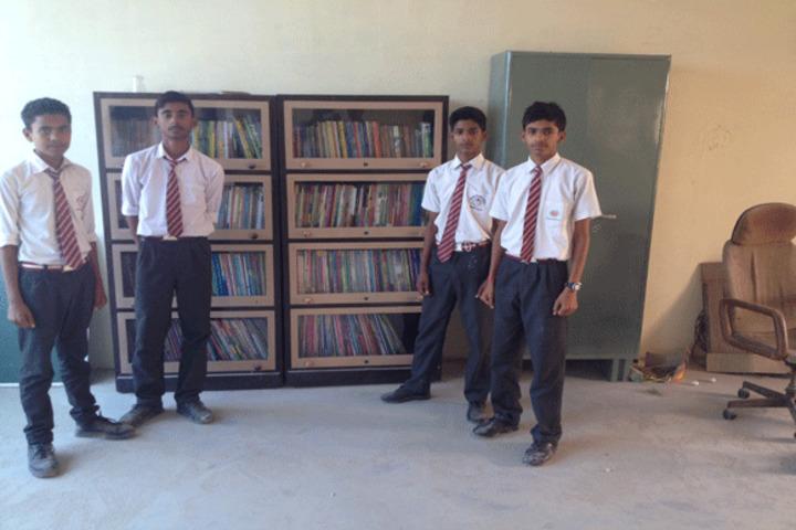 Prakash Global School-Library