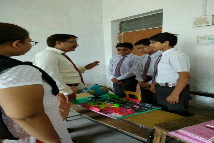 Prakash Public School-Science Fair