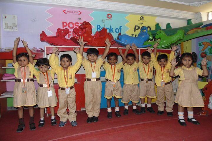 Virtuous International K-12 School-Activity
