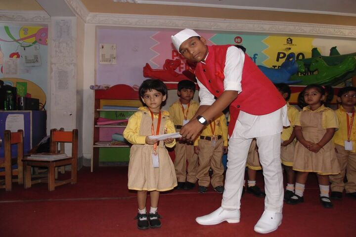Virtuous International K-12 School-Prize Distribution