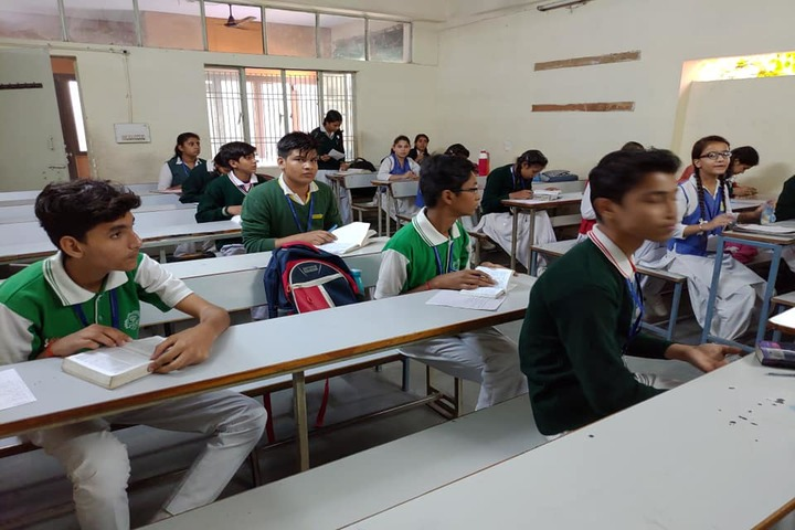 Premier International School-Classroom