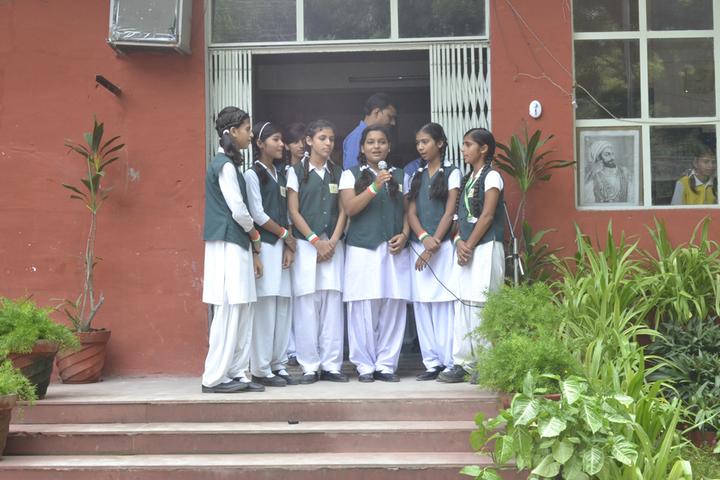 Premier International School-Independence Day