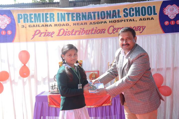 Premier International School-Prize Distribution Ceremony