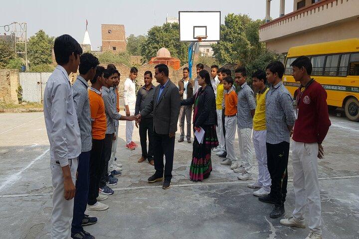 Prof Rajendra Singh Public School-Sports Team