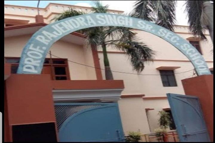 Prof Rajendra Singh Public School-School Entrance