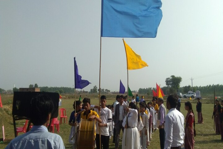 Pt Babu Ram Pandey Academy-Annual Sports Meet